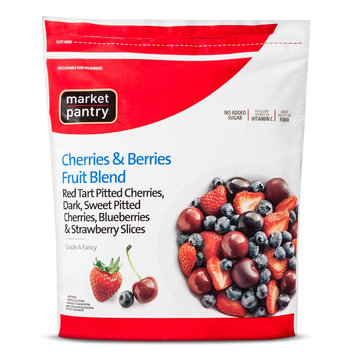 Market Pantry Cherries & Berries 48OZ.