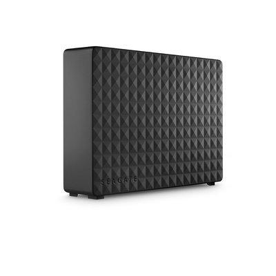 Seagate 4TB Expansion Desktop External Hard Drive - Black (STEG4000100)