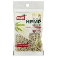 Badia 1.25 oz. Hulled Hemp Seeds Case Of 12