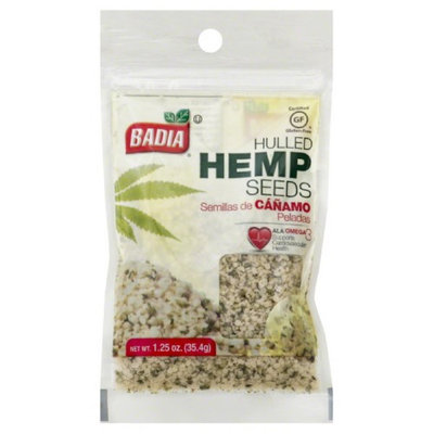 Badia 1.25 oz. Hulled Hemp Seeds Case Of 12