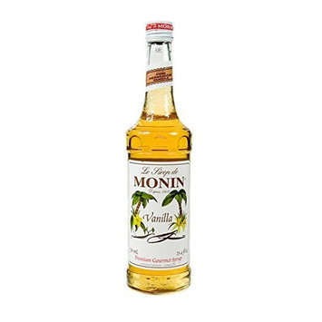 Monin Vanilla Drink Syrup, 750mL (01-0035) Category: Drink Syrups