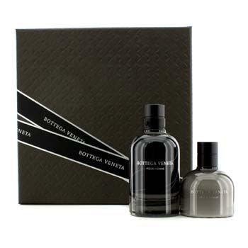 Bottega Veneta 17352719414 Pour Homme Coffret Eau De Toilette Spray - 90 ml.
