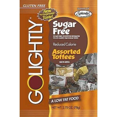 Golightly Go Lightly Sugar Free Toffees Assorted, 2.75 oz bag, Kosher