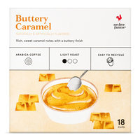 Keurig Buttery Caramel Single Cups 18ct - Archer Farms