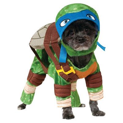 Rubies Tmnt Leonardo Pet Costume - S