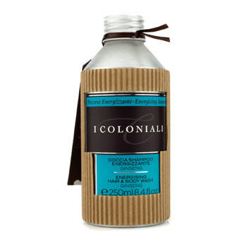I Coloniali Energising Hair & Body Wash 250ml/8.4oz