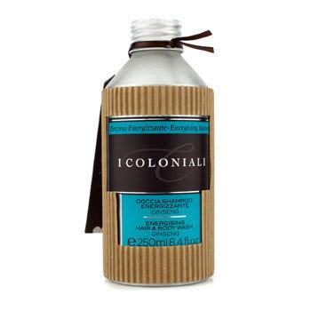 I Coloniali Energising Hair & Body Wash 250ml/8.4oz