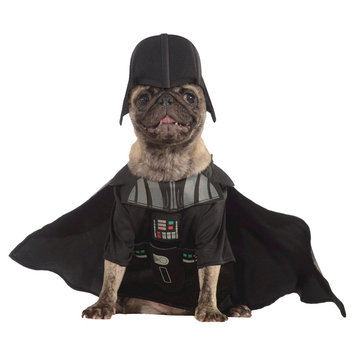 Rubies Costume Company Darth Vader Pet Costume - S