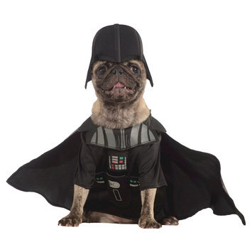 Rubies Costume Company Darth Vader Pet Costume - M