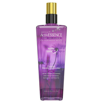 Instyle Activessence French Vanilla Lavender Fragrance Mist