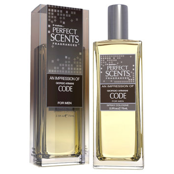 Instyle Perfect Scents Impression of Armani Code