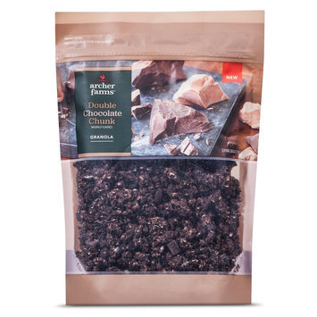 Hearthside Food Solutions Archer Farms Granola Double Chocolate Chunk 12 oz