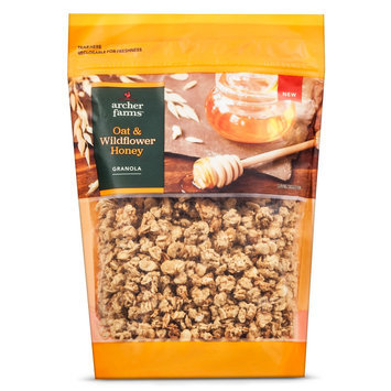 Hearthside Food Solutions Archer Farms Granola Oats and Wildflower Honey 12 oz