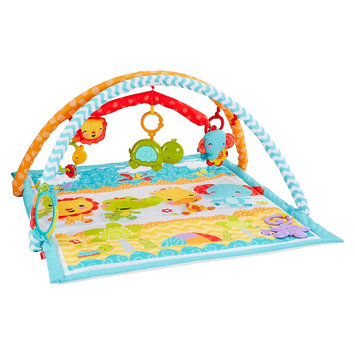 Fisher Price Fisher-Price Wigglin' Play Gym