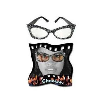 Cheetah Glasses