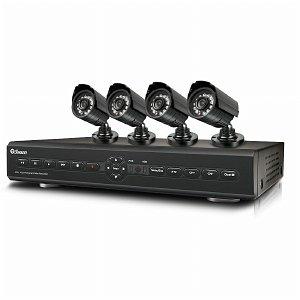 Swann 4Ch w/4 CCD cameras
