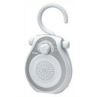 Jensen AM/FM Shower Radio JWM-120
