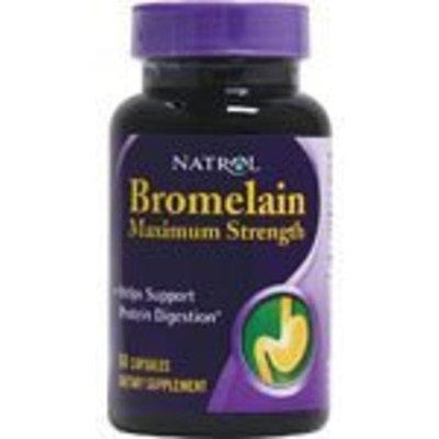 Natrol Bromelain Max Strength 60 CAP