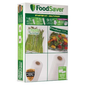 FoodSaver Starter Kit Multipack