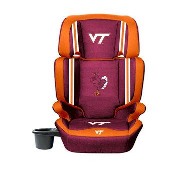 Wild Sports Virginia Tech Hokies Lil Fan Collegiate Club Seat Premium 2 in 1 High Back Booster Seat