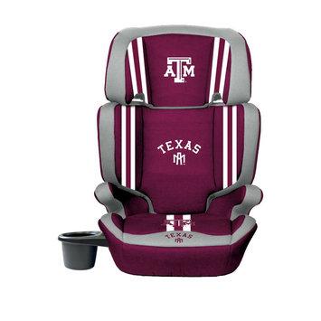Wild Sports Texas A & M Lil Fan Collegiate Club Seat Premium 2 in 1 High Back Booster Seat