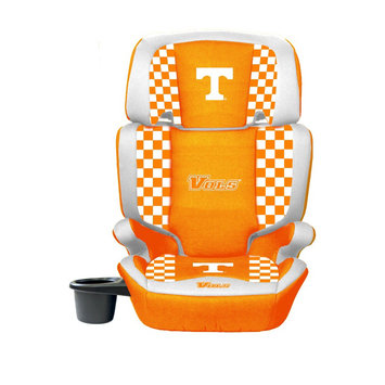 Wild Sports Tennessee Volunteers Lil Fan Collegiate Club Seat Premium 2 in 1 High Back Booster Seat