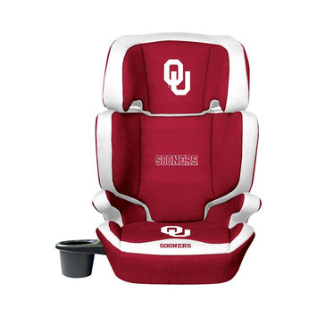 Wild Sports Oklahoma Sooners Lil Fan Collegiate Club Seat Premium 2 in 1 High Back Booster Seat