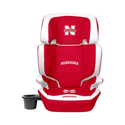 Wild Sports Nebraska Cornhuskers Lil Fan Collegiate Club Seat Premium 2 in 1 High Back Booster Seat