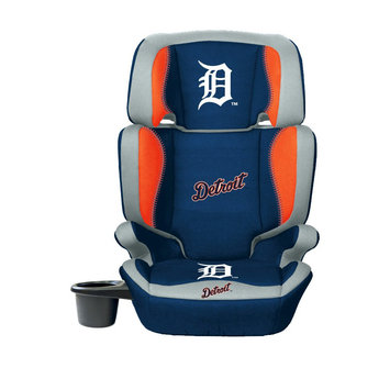 Wild Sports Detroit Tigers Lil Fan Club Seat Premium 2 in 1 High Back Booster Seat