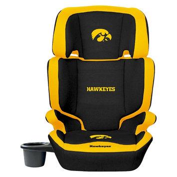 Wild Sports Iowa Hawkeyes Lil Fan Collegiate Club Seat Premium 2 in 1 High Back Booster Seat