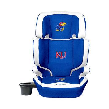 Wild Sports Kansas Jayhawks Lil Fan Collegiate Club Seat Premium 2 in 1 High Back Booster Seat