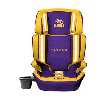 Wild Sports LSU Tigers Lil Fan Collegiate Club Seat Premium 2 in 1 High Back Booster Seat