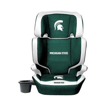 Wild Sports Michigan State Spartans Lil Fan Collegiate Club Seat Premium 2 in 1 High Back Booster Seat