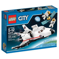 Lego City Space Port Utility Shuttle 60078