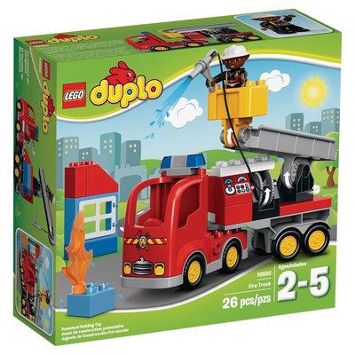 Lego Duplo Fire Truck 10592
