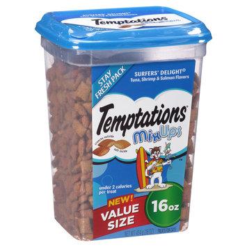 Mars Incorporated Pet Treats Temptations Seafood