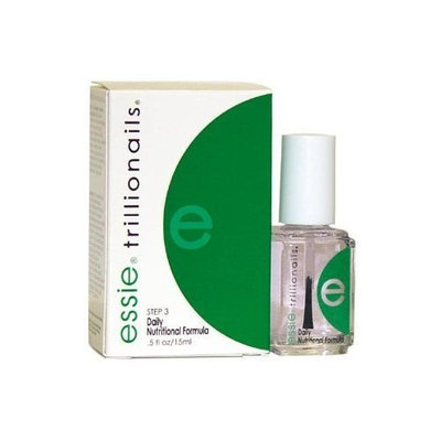 essie Trillionails Daily Nail Treatment .05 Oz - Step 3 of 3 Nail Strengthening System