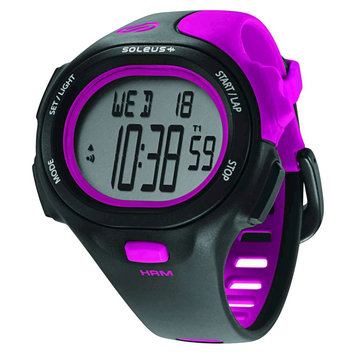 Soleus PR Heart Rate Monitor Watch - 2014 Overstock