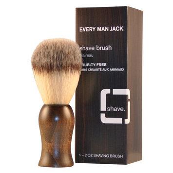 Every Man Jack Shave Brush, 1 ea