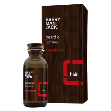 Every Man Jack Cedarwood Beard Oil - 1 oz