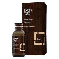 Every Man Jack Sandalwood Beard Oil - 1 oz