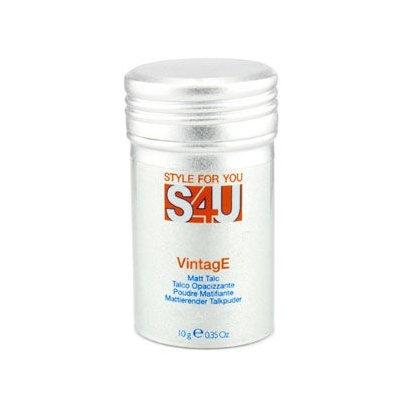 Alfaparf Style For You S4U VintagE Matt Talc Styling Powder (10g)