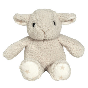 Cloud B Plush Rattle - Sheep
