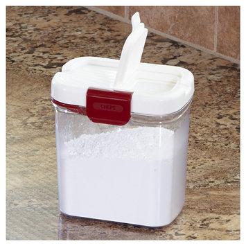 Chefs Powdered Sugar Keeper - Red