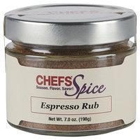 Chefs Espresso Rub