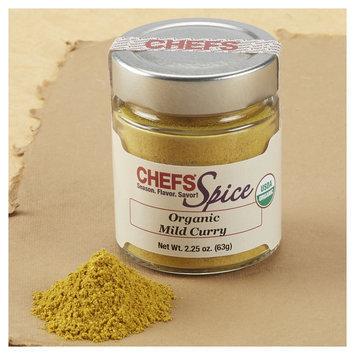 CHEFS Organic Curry Powder, 2.25-ounces - 2.25-oz. - CHEFS Spice Organic