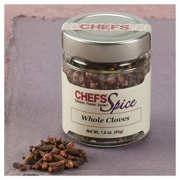 Chefs Spice CHEFS Cloves, Whole, 1.6-ounce - 1.6-oz.