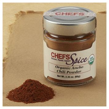 Chefs Spice CHEFS Ancho Chili Powder, 2.35-ounce - 2.35-oz.