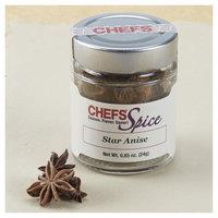 Chefs Spice CHEFS Star Anise, Whole, 0.85-ounce - 0.85-oz.