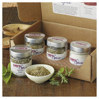 CHEFS Flavors of Italy Spice Set, 4-piece - CHEFS Spice Sets